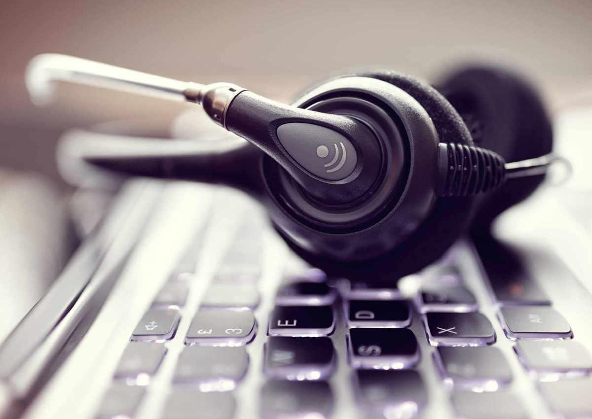 Phoning og analyse
