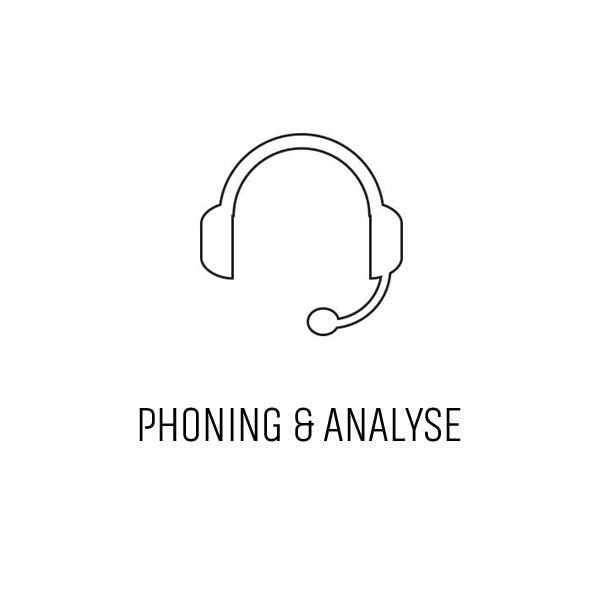Phoning & Analyse