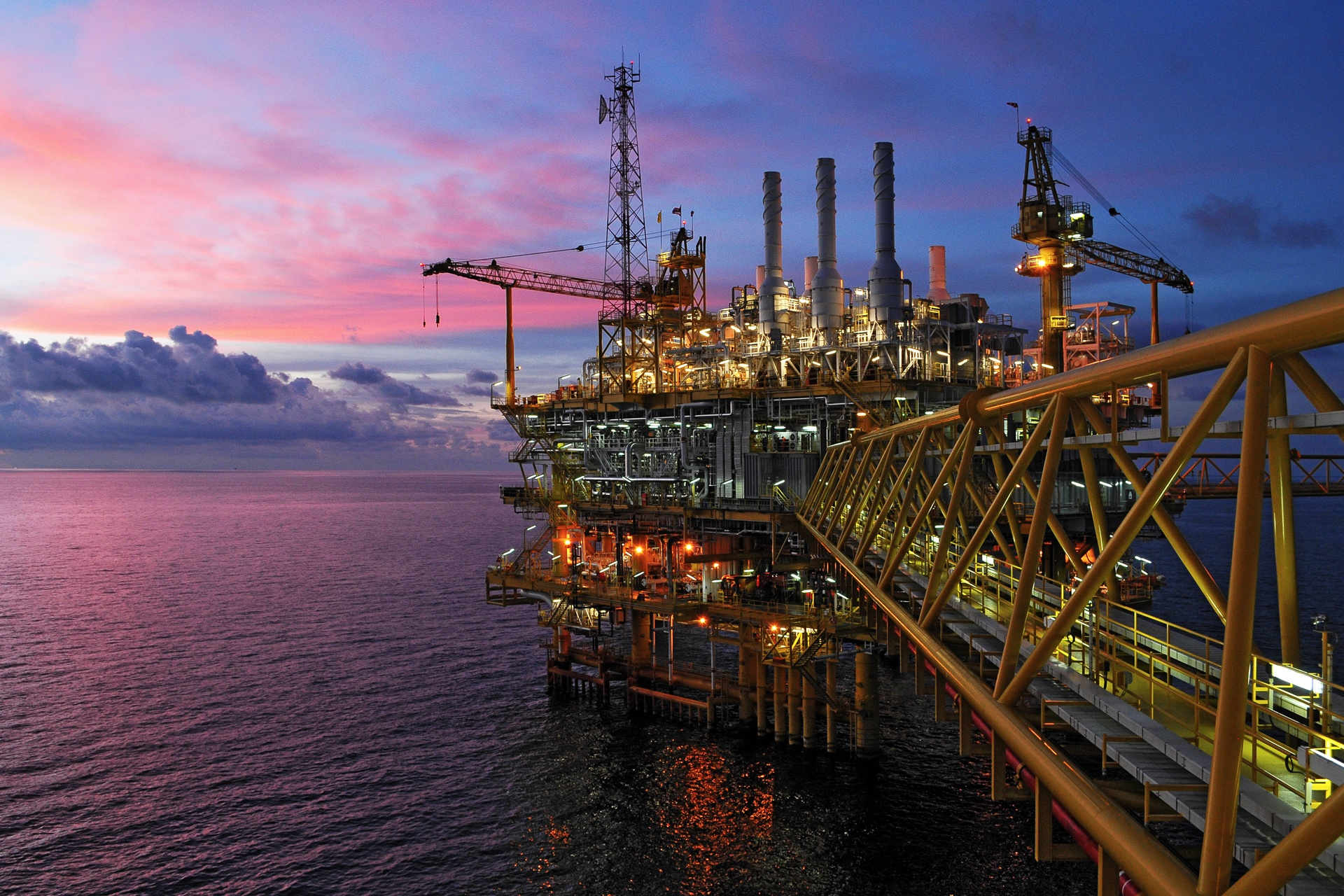 Maersk-oil-rig