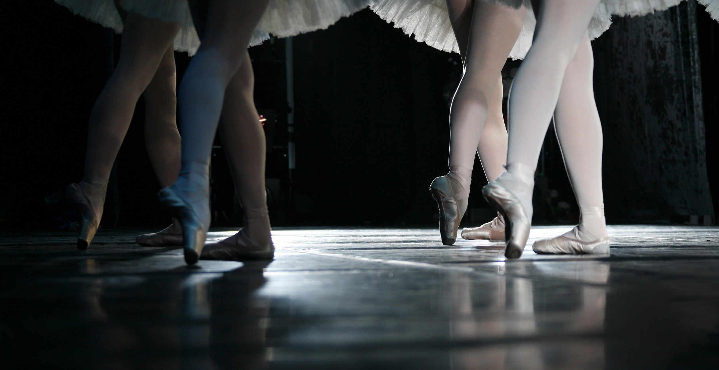 PVC-vinyl-ballet